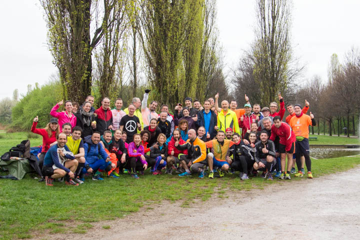 Runsmile summer camp 2017